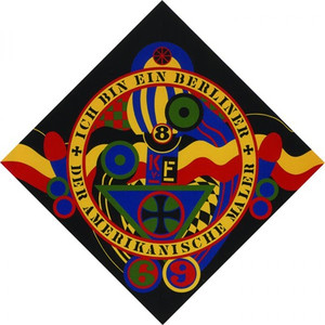 THE HARTLEY ELEGIES - KVF IX BY ROBERT INDIANA