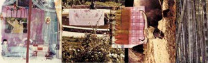 STUDIES FOR CHINESE SUMMERHALL V BY ROBERT RAUSCHENBERG
