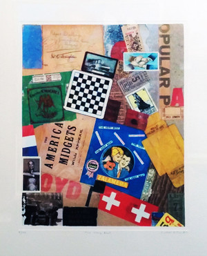 THE VERY BEST BY PETER BLAKE