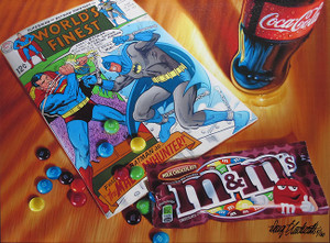 WORLD'S FINEST BY DOUG BLOODWORTH