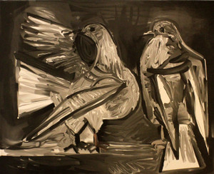 DEUX PIGEONS BY MARINA PICASSO