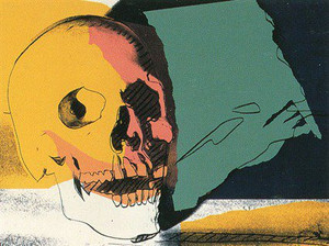 SKULLS FS II.158 BY ANDY WARHOL