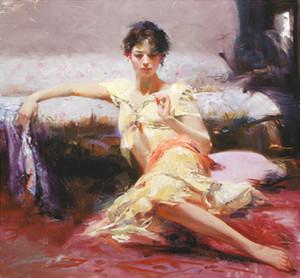 PARISIAN GIRL BY PINO