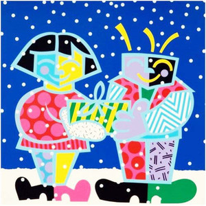 BEST BUDDIES BY ROMERO BRITTO