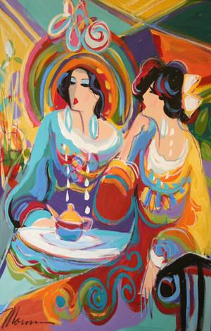 PARISIAN LADIES BY ISAAC MAIMON