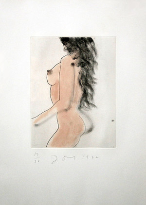EIGHT LITTLE NUDES BY JIM DINE