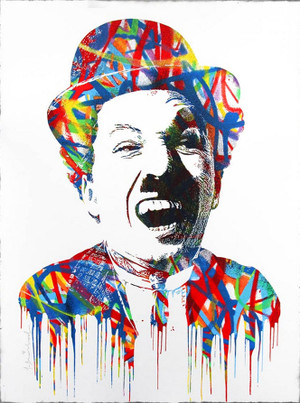 CHARLIE BY MR. BRAINWASH