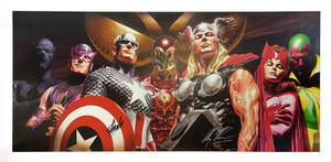 ASSEMBLE BY MARVEL