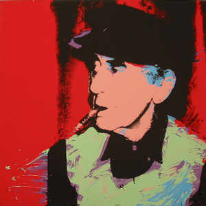 MAN RAY FS II.148 BY ANDY WARHOL