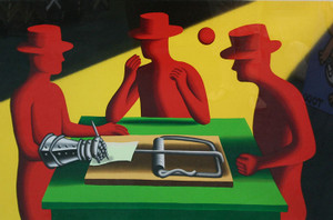 ART OF THE DEAL BY MARK KOSTABI