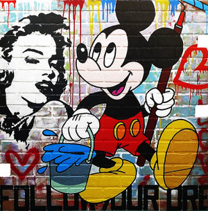 MICKEY THE DREAMER BY JOZZA