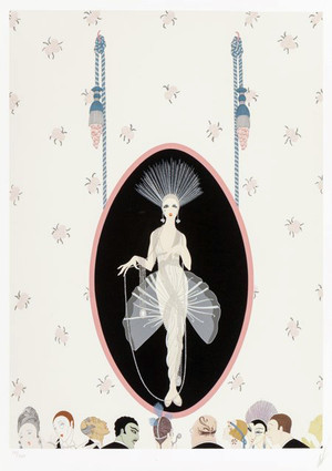 THE PORTRAIT BY ERTE