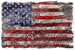 FREEDOM BY MR. BRAINWASH