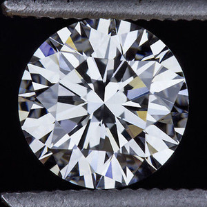 GIA Certified .50 Carat Round Diamond D Color VVS1 Clarity Excellent Investment