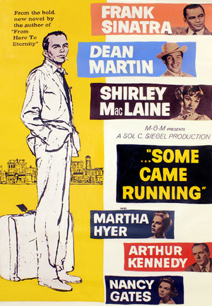 FRANK SINATRA - SOME CAME RUNNING BY STEVE KAUFMAN