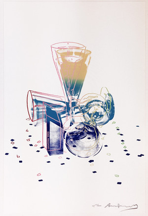 COMMITTEE 2000 FS II.289 BY ANDY WARHOL