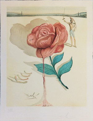 DON JOSE'S FLOWER SONG BY SALVADOR DALI