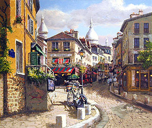 MONTMARTRE BY SAM PARK