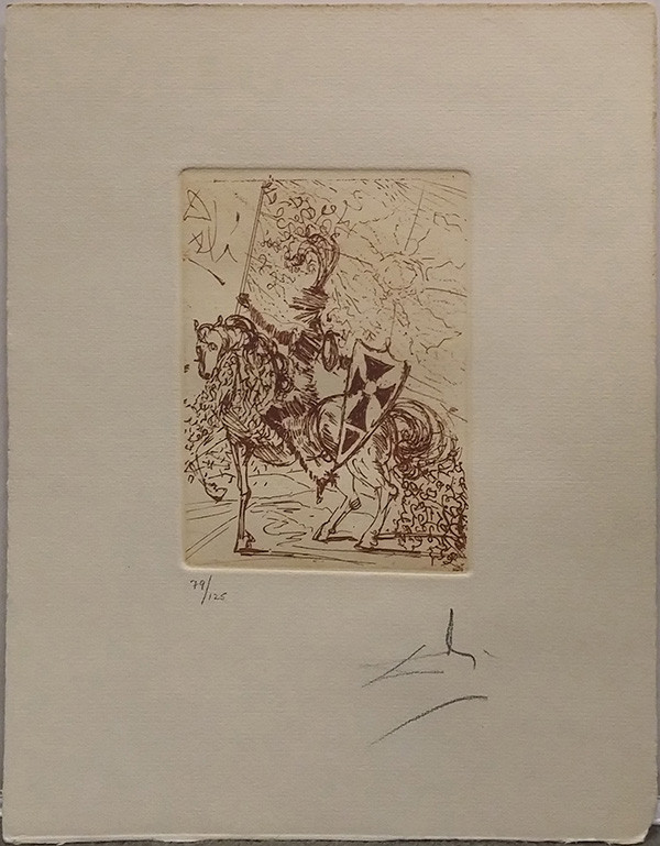 EL CID BY SALVADOR DALI