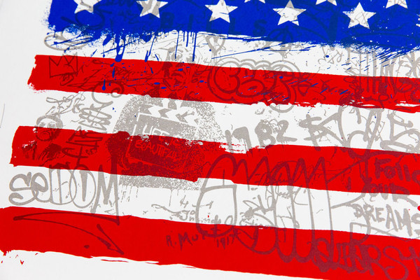 INDEPENDENCE BY MR. BRAINWASH