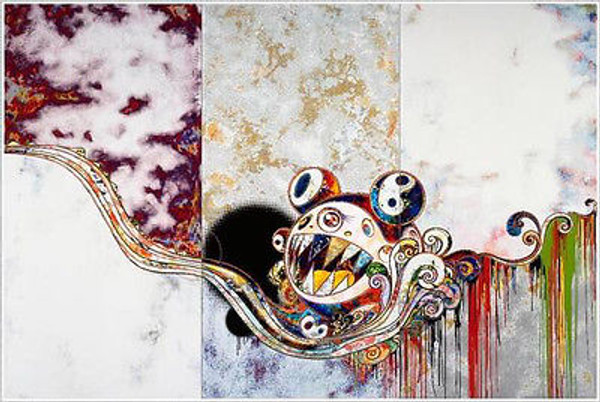 ICONIC 772 SERIES  BY TAKASHI MURAKAMI