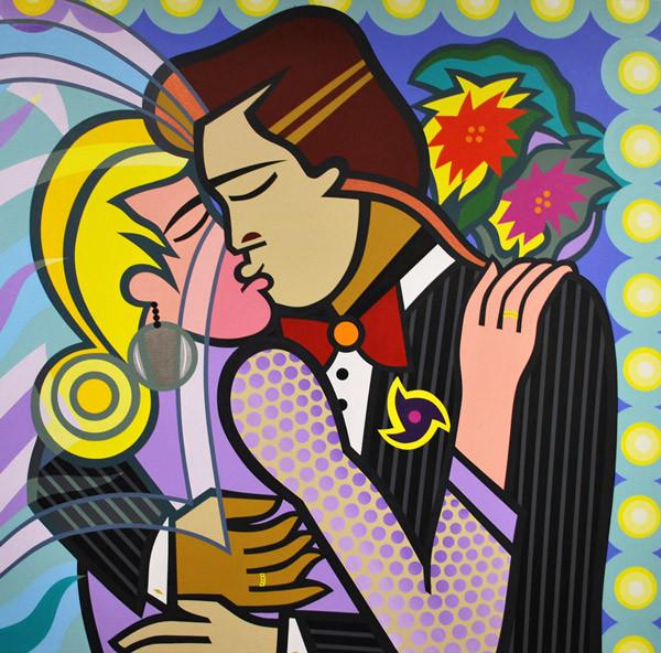 WEDDING KISS BY JOZZA