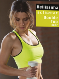 Bellissima Actiwear Double Top