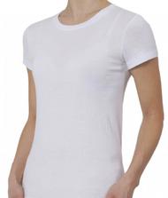 Baselayers Organic Cotton Cap Sleeve Top