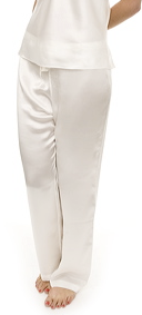 Simply Silk Long Pants