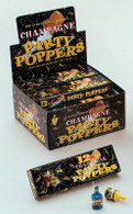 Party Poppers. Champagne .