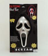 Scream Mask Bleeding.