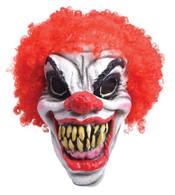 Horror Clown (Foam) + Red Hair