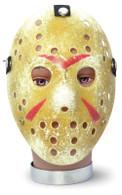 Hockey Mask. Painted, Halloween Fancy Dress