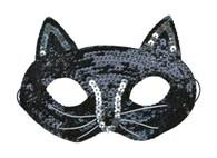 Cat Eye Mask Sequin