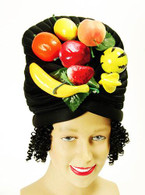 Fruit Hat & Hair.