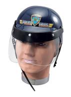 Police Helmet & Visor.
