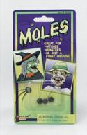 Moles. Holy Moly.