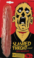 Slashed Throat Wound.