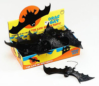 Halloween Dracula Bat Prop On Elastic.