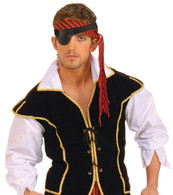 Buccaneer Pirate Eye Patch
