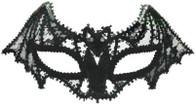 Bat Mask Lace On Band.