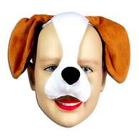 Dog Mask on Headband & Sound.