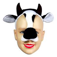 Cow Mask on Headband & Sound.