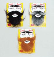 Nautical Beard. Black.
