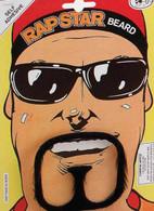 Rap Star Beard. Ali G Style.