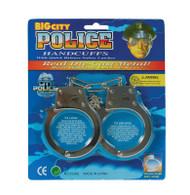 Metal Handcuffs.