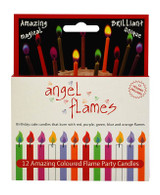 (Candles) Party Angel Flames.