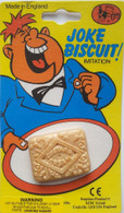 Biscuits, Custard Cream.
