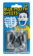 Blue Mouth Sweets, Pack of 3