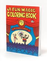 Magic Colouring Book.